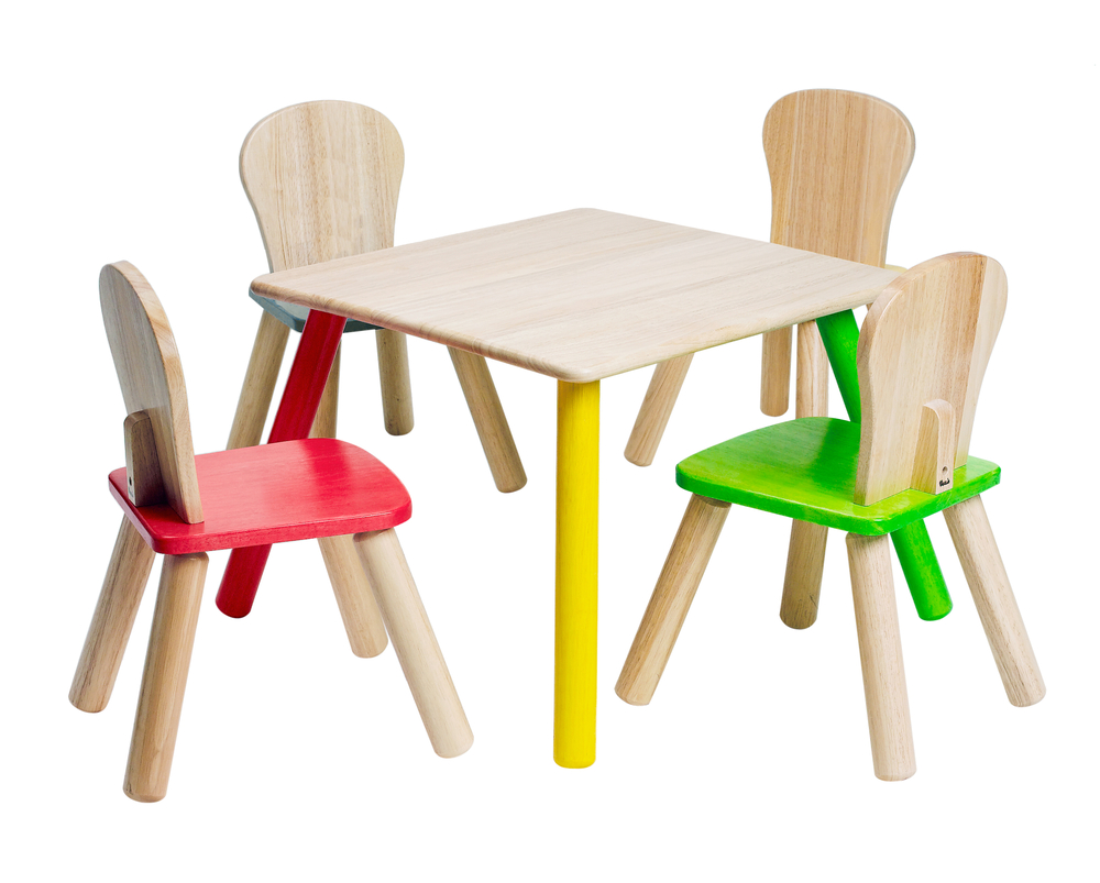 Kids Wood Table And Chairs The Advantages Of Purchasing Wooden Tables And Chairs For Kids
